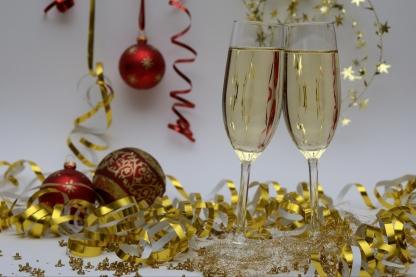 Christmas - Champagne 2017